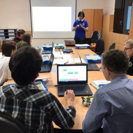 Школа преподавателей Лиги Роботов 2017!