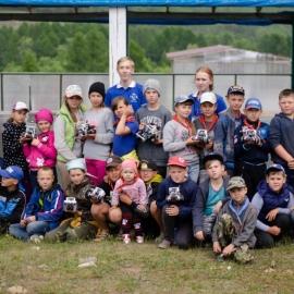 Лига Роботов на Байкале 2018