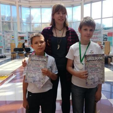 Ученики Лиги Роботов заняли 2 и 3 место в «Робозарнице» (Технопарк набазе ИрНИТУ)