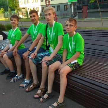 Команда Иркутска уже в Иннополисе на ВРО