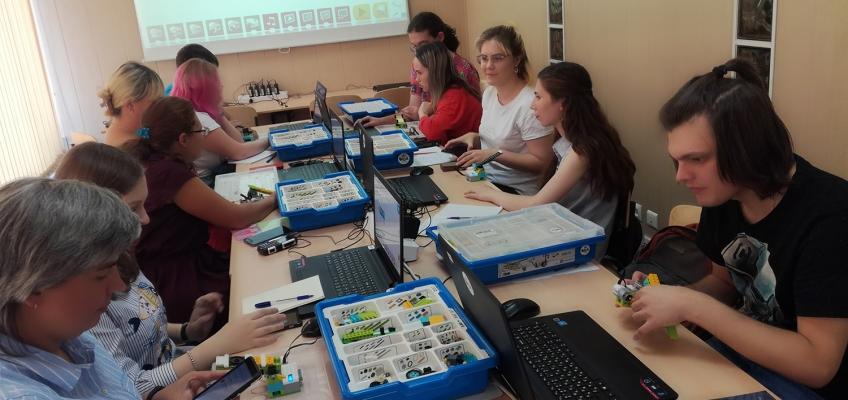 Школа преподавателей Лиги Роботов 2019
